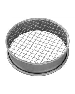 Picture of a QF ductwork End Cap with Bird Screen