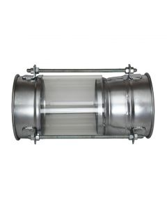 Picture of a QF ductwork Viewing Spool