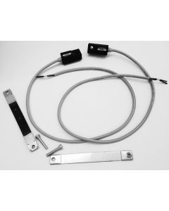 Picture of a ductwork Reed Switch Assembly for Diverter valves